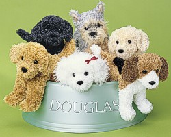 Life Like Stuffed Plush Dogs From Douglas Cuddle Toys