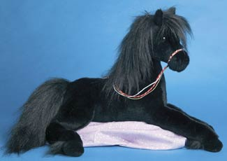 Realistic Plush Stuffed Toy Horses Plush Stuffed Ponies By Douglas