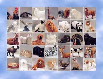 >>Click on any animal here to go directly to that page