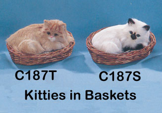Click here to see Furry Cats in Baskets